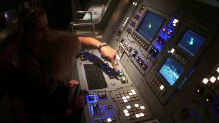 "Walt Disney World - EPCOT ""Tour of Mission Control for EPCOT"