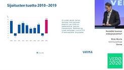 Vero2020: Kestääkö Suomen eläkejärjestelmä, Risto Murto