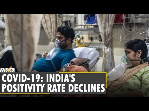COVID-19: India's positivity rate declines