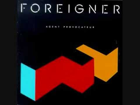 Foreigner - All Love in Vain