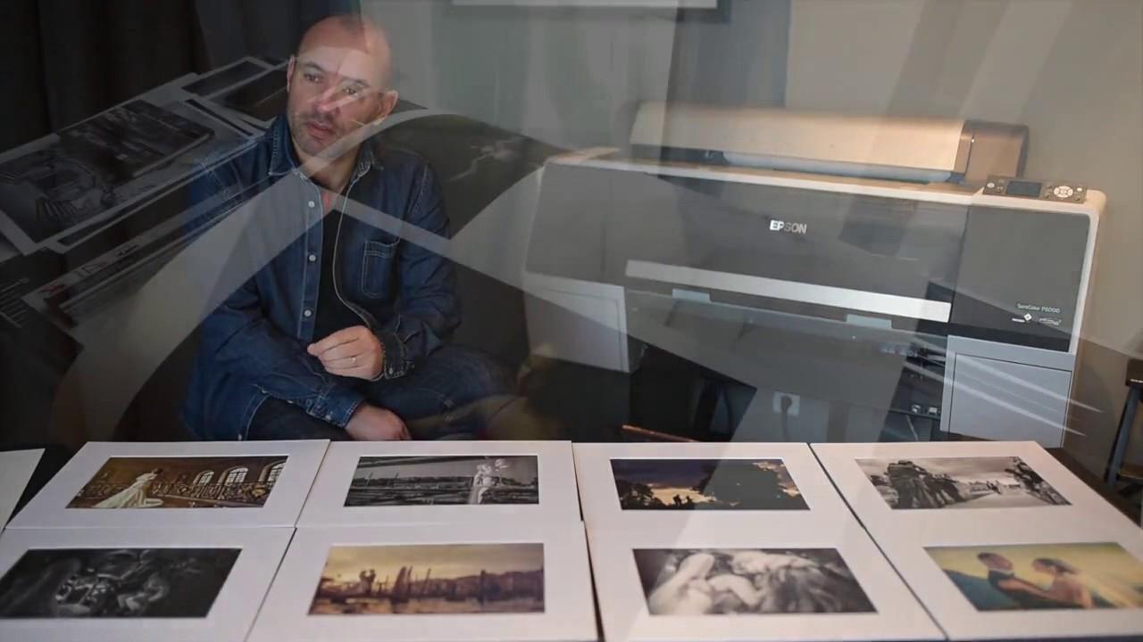 David Brenot Photographe Epson