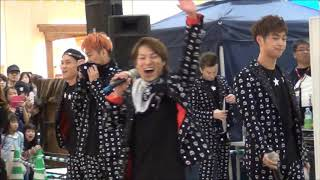 DA PUMP EVOLUTION TOUR 2014 イオンモール北戸田 ノーカット