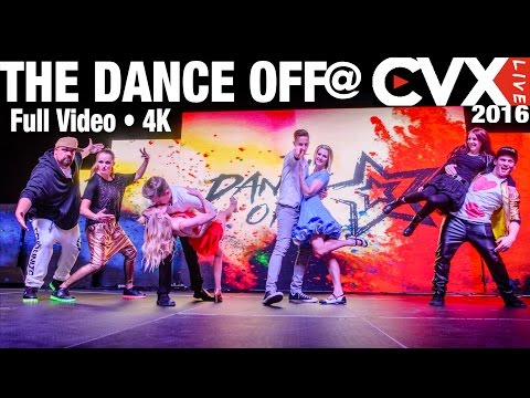 THE DANCE OFF AT CVX LIVE 2016 FULL VIDEO - 4K