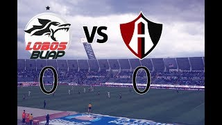 Lobos BUAP vs Atlas | Jornada 4 | Apertura 2018