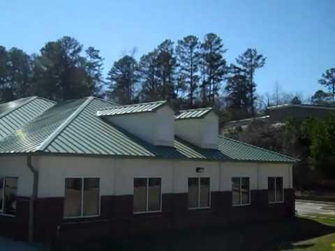 Metal roofing Atlanta   metal roofing colors   metal roofing on commercial building