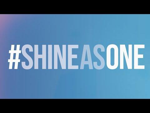 #ShineAsOne