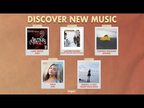 Discover New Music Edition 74