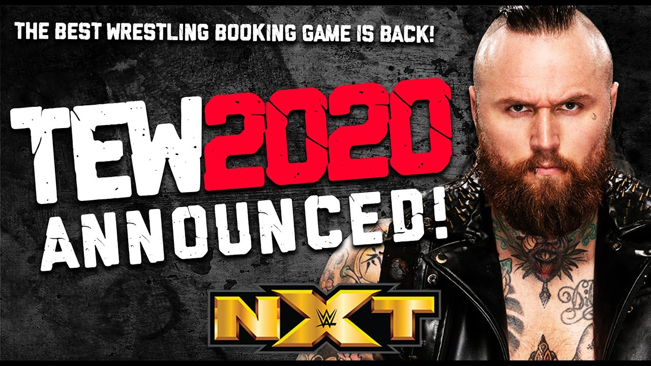 Best Minecraft Servers 2020 TEW 2020 ANNOUNCED!! Play as NXT! Total Extreme Wrestling 2020