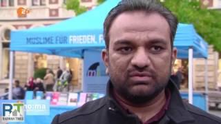 2DF: Opposition to Ahmadiyya Mosque in Erfurt Germany