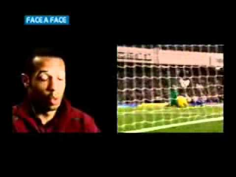 Thierry Henry - Patrick Vieira - Face to face interview