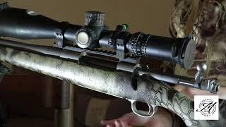 Montana rifle company U.S.A  with LarysaUnleashed @Twinproduct…