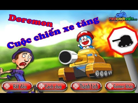 Game Doreamon – cuộc chiến xe tăng | Chơi game doreamon – cuoc chien xe tang miễm phí mới nhất