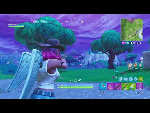 Fortnite Season 6 New Ghost Mode And Salty Springs Map Glitch