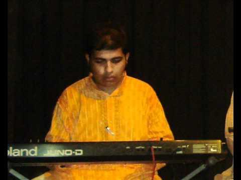 Jadu Hai Nasha Hai, instrumental by Rajdeep Ganguly....