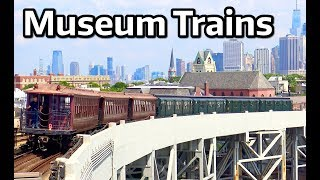 ⁴ᴷ Museum Train Transfer Action to and from Coney Island Yard