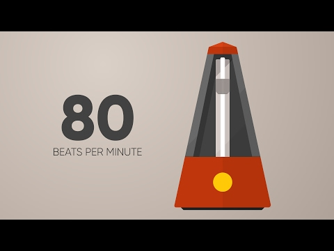 80 BPM Metronome
