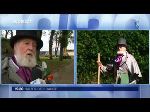 """Le spectacle son et lumières """"Les Misérables"""" - interview"""