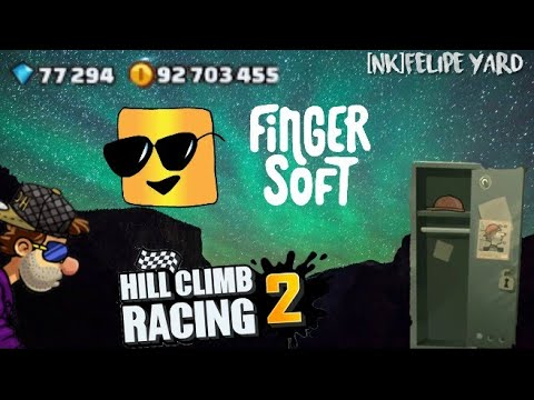 Sou Hacker no Hill clinb racing 2 =NKFelipe Yard