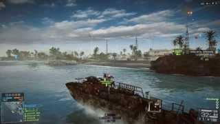 Тест NVIDIA ShadowPlay ( Battlefield 4 Gameplay \ Ultra Setting )