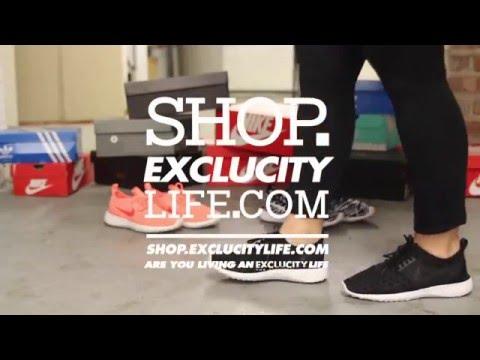 Women's Nike Juvenate Black   White On Feet Video At Exlcucity