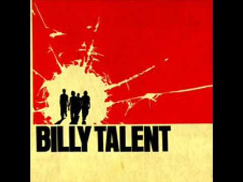 Billy Talent This is How it Goes Album version+lyrics