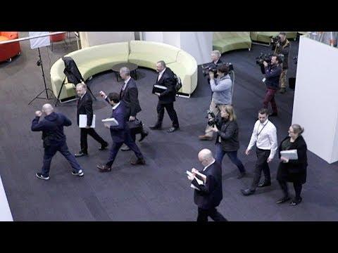 Australian Broadcasting Corporation Raided By Police