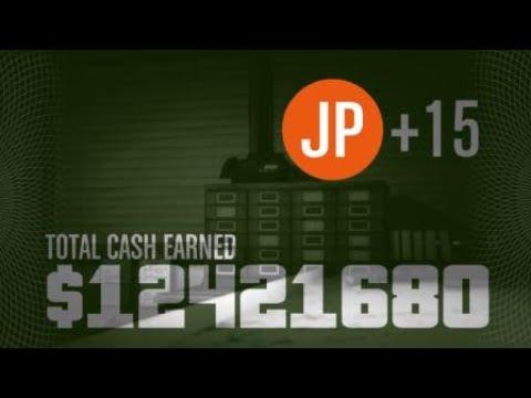 Criminal Mastermind Challenge COMPLETED - Pacific Standard HEIST FINALE - GTA ONLINE