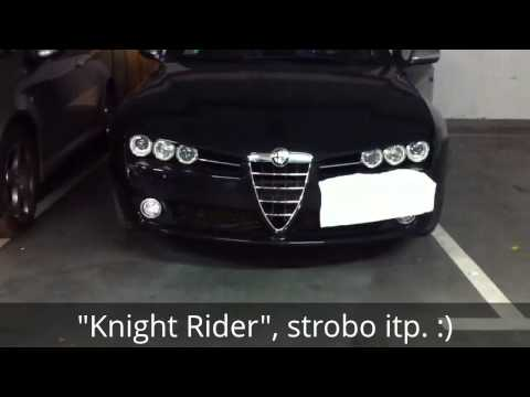 Alfa Romeo 159/Brera - Ringi Demo