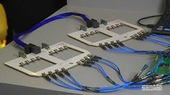Credo, Samtec 400 Gbps IEEE Ethernet Over Backplane Cable Assembly Demo