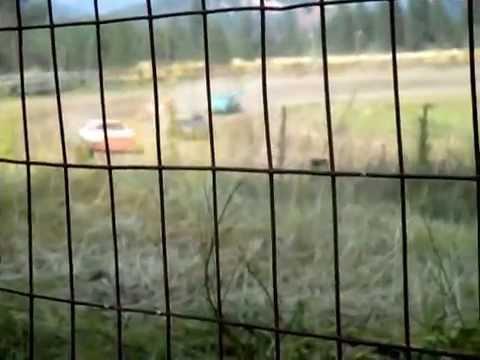 Eagle Track Raceway Fever 4 A Trophy Dash Part 2 Aug 9th 2014