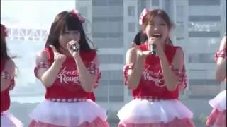 Jewel☆Rouge(ジュエルルージュ) TIF2018 2018.8.5 1. 流れ星 2. Jewel 3...