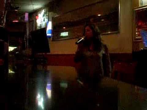 RUBY en karaoke-Bar