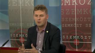 Szemközt - vendég: Szabó Sándor, országgyűlési képviselő - 2016.06.22.