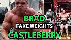 Brad Castleberry: Feikein Fitness-Tähti? (Housut Alas)