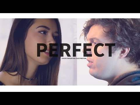Ed Sheeran - Perfect (Chloé Stafler & Alex Preston) - Piano Cover
