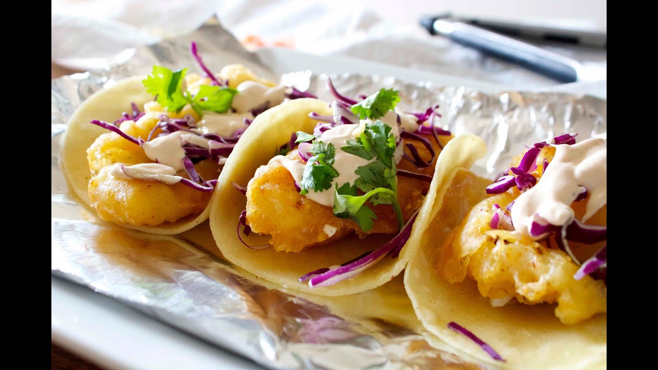 Fish tacos cooked by julie episode 134 youtube for Best fish tacos near me