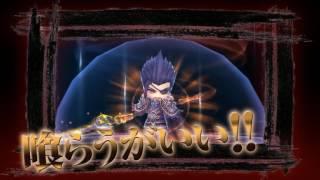 幻霊物語に登場する魏の武将「夏候惇」です!