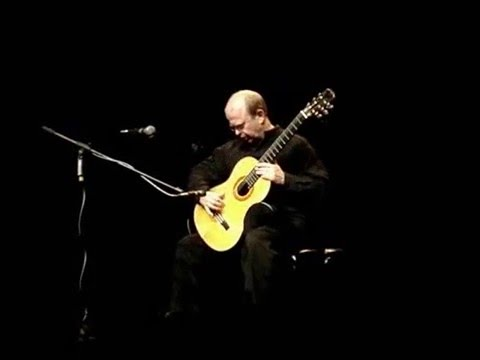 Pavel Steidl Plays Sevilla By Albeniz