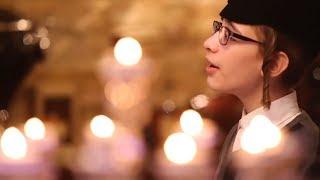 """ילד הפלא ארי רייך-""""מודה אני""""-& דוד וינבך,מקהלת """"יחד""""עם פתיחה """"רזא דשבת"""".הקליפ הרשמי. Ari Reich"""