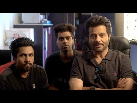 24 Prank Feat. Anil Kapoor  TST Pranks  Pranks in India