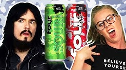 Irish People Try Four Loko For The First Time