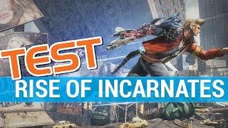Rise of Incarnates : Test - Gameplay - PC 1080P