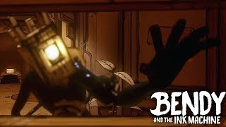 БОРИС НАШЁЛСЯ ► Bendy and the Ink Machine: Chapter Four #2