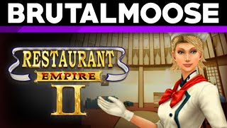 Restaurant Empire II - brutalmoose