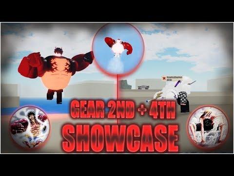 Gear 4th SHOWCASE   Roblox   Ro-Piece