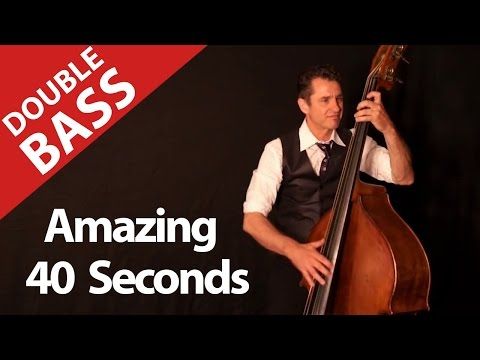 Bass Double Bass Rock And Roll !!! Solo.Musician.Music.