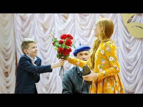 """Сценка """"Свидание"""". Детский театр Молоко г. Белгород - актерское мастерство для детей"""