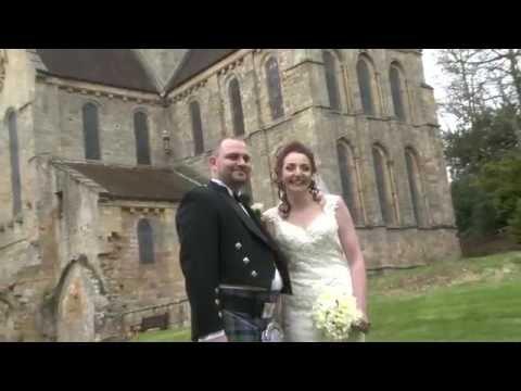 brinkburn-priory-weddings---wedding-videographer-northumberland