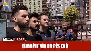 Türkiye'nin en pis evi!