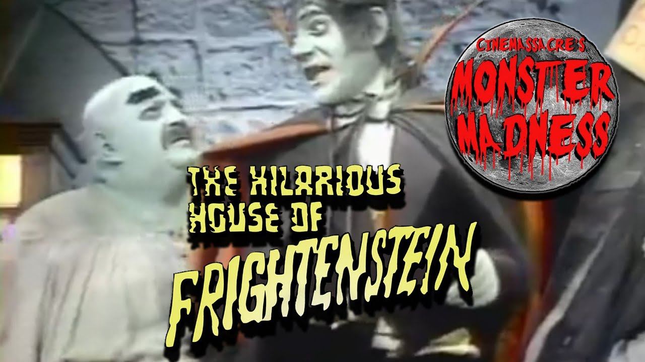 Hilarious House of Frightenstein (1971) Monster Madness – Cinemassacre Plays